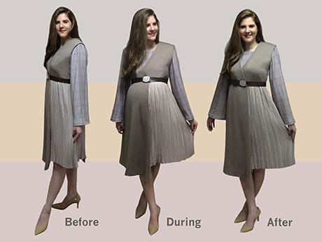 Chic Maternity Dresses