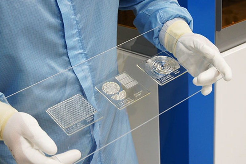 Transparent 3D printing service | 3D Printing Progress
