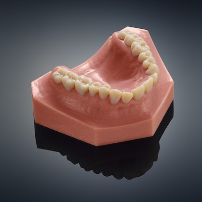Dental selection 3D printer takes digital dentistry to the next level