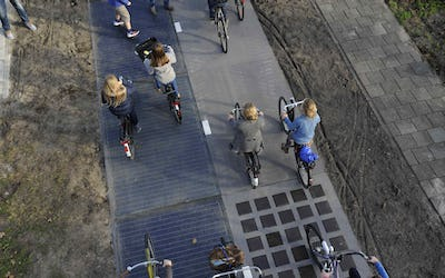 SolarRoad produces more energy than expected