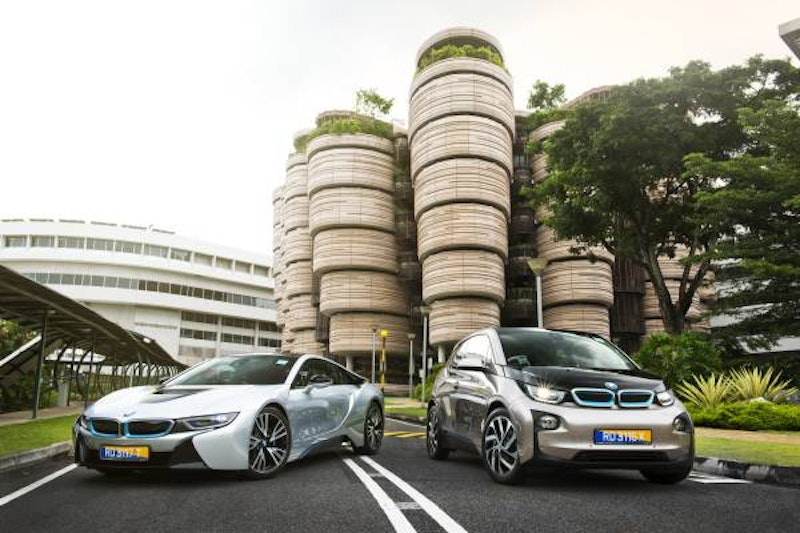 Bmw Group And Ntu Embark On S 1 3 Million Electromobility Research