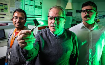 Wafer-thin material heralds future of wearable technology