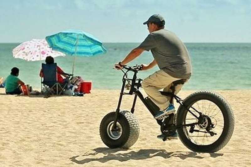 Xterrain Inc Launches The All Terrain Electric Bicycle Electric