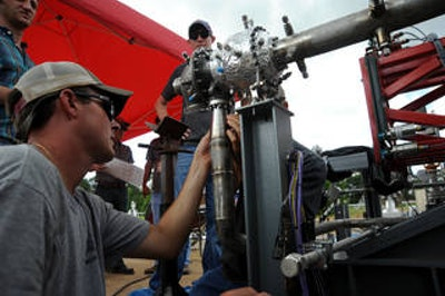 Fuel pump tests pave way for 3-D printed demonstrator engine
