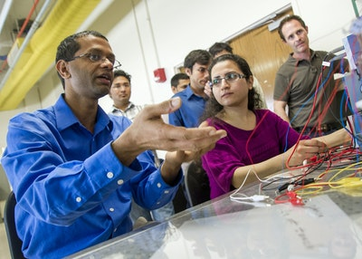 Engineer to build device to capture lost heat energy
