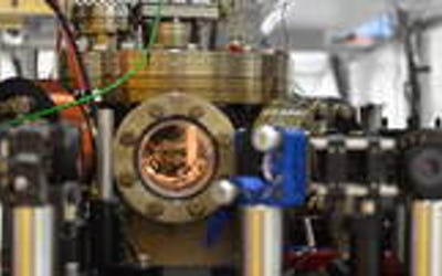 Physicists build world's smallest heat engine