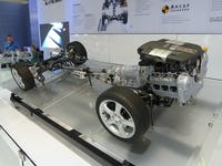 Future powertrains for electric vehicles: huge opportunities