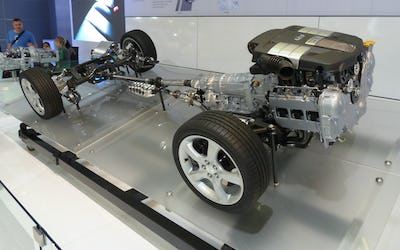 Future vehicle powertrains harvest and regenerate