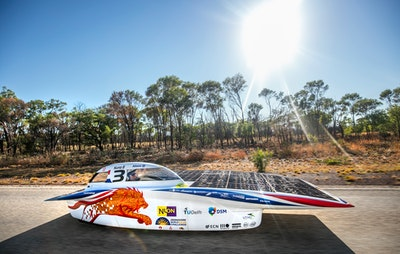 Solar cars come to market