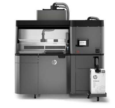 HP finally launch Jet Fusion 3D Printing Solutions
