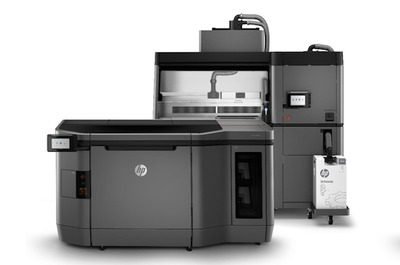 HP delivers production-ready 3D printing system