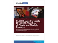 Plastic and flexible OLED displays market to reach $18bn by 2020