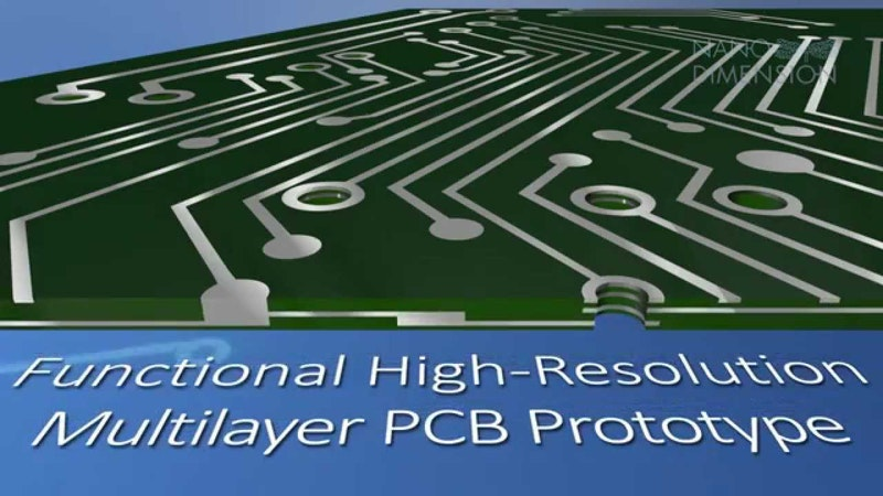 Important milestone in 3d-printed circuit boards   Printed