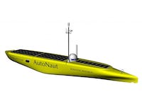 New autonomous unmanned surface vessels