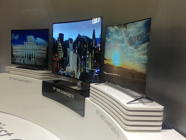 Outlook on the OLED TV market