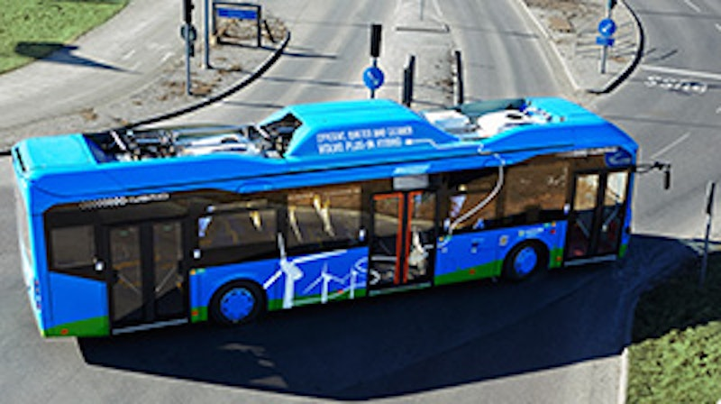 ABB and Volvo global partnership for electric, hybrid bus