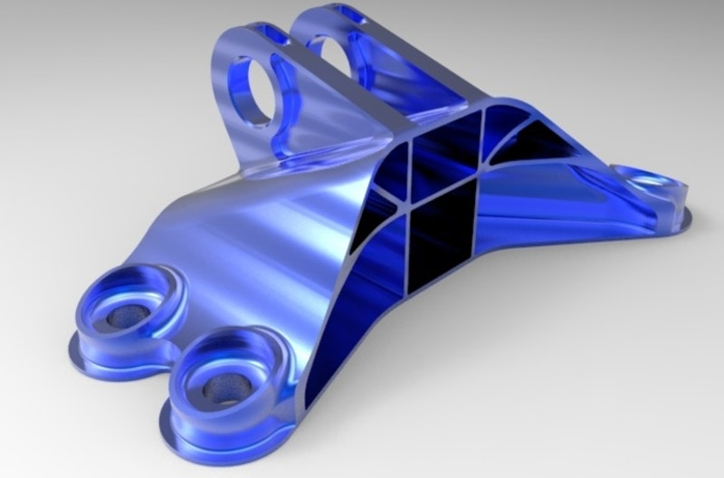 3D printed flight-critical aerospace components go into production