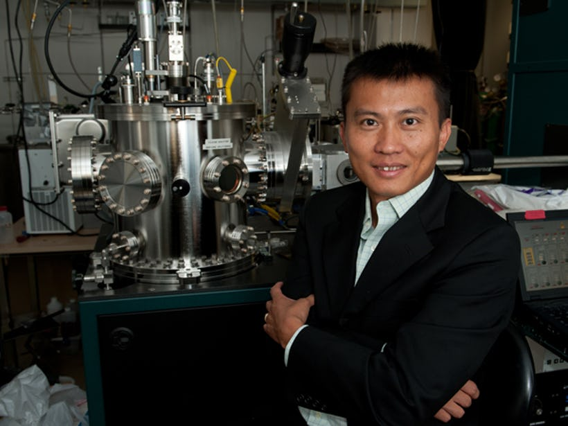 Pure lithium anode closer to reality