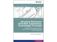 Structural electronics: a potential $60bn market by 2025