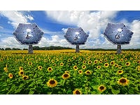 Sunflower energy brings solar power to remote locations