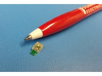 Tiny, sound-powered chip to serve as medical device