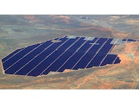 Largest thin film solar farm in Africa