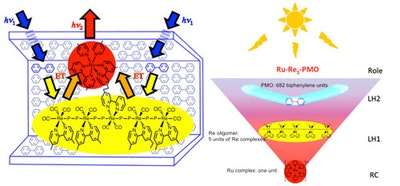 Light-harvesting: mimicking photosynthesis