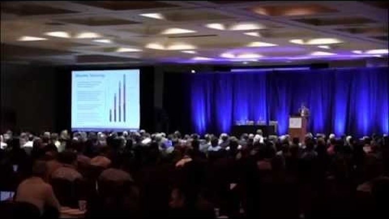 Watch the keynote opening of Energy Harvesting USA 2014