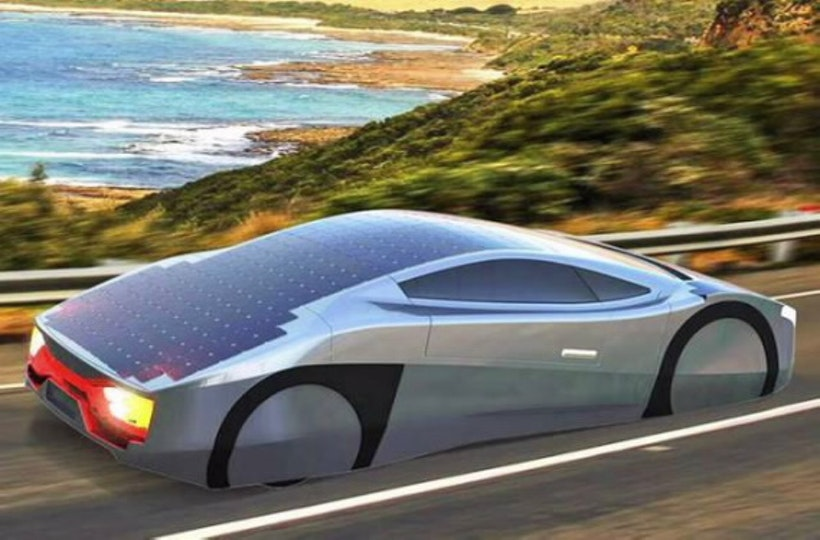 Solar Cars Come To Market Idtechex Research Article