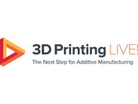 3D Printing LIVE! Brings the world of 3D printing to a new audience