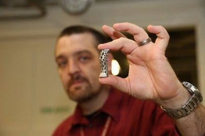 3D electronic printing holds promise of applications for soldiers