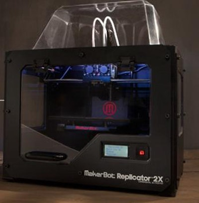 3D printing looks set to pack a $4B punch by 2025