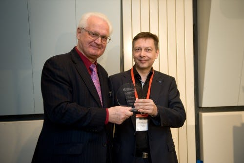 IDTechEx Energy Harvesting and Wireless Sensor Networks Awards 2013