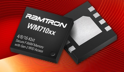 Ramtron begins commercial sampling of MaxArias wireless memory