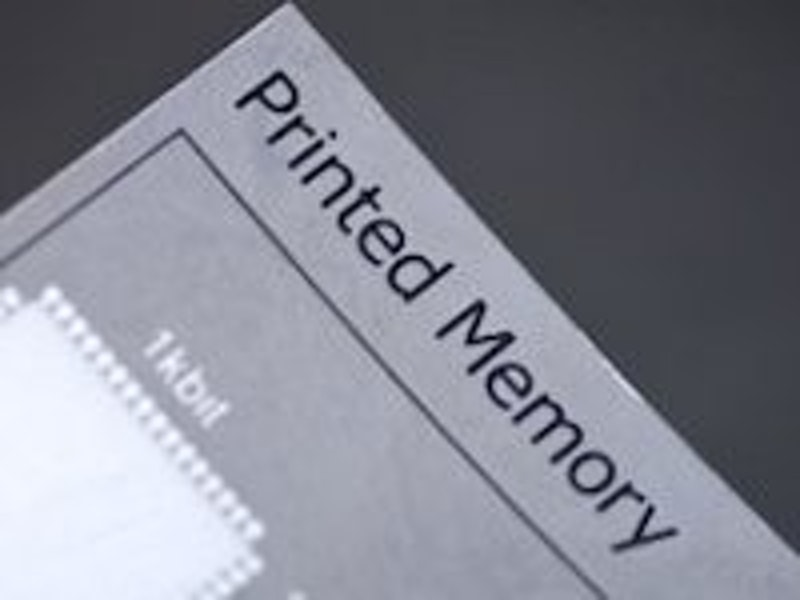 Thinfilm memory EU certified | Global Biotechnology Insights