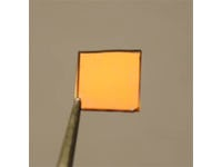 Colored solar cells could make display screens more efficient