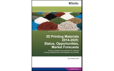 popular report 3d printing materials 2014 2025 status The 2016 wohler's report estimated the 3d printing market at $52 billion for 2015 wohler's estimates the market will reach $21 billion by 2020.