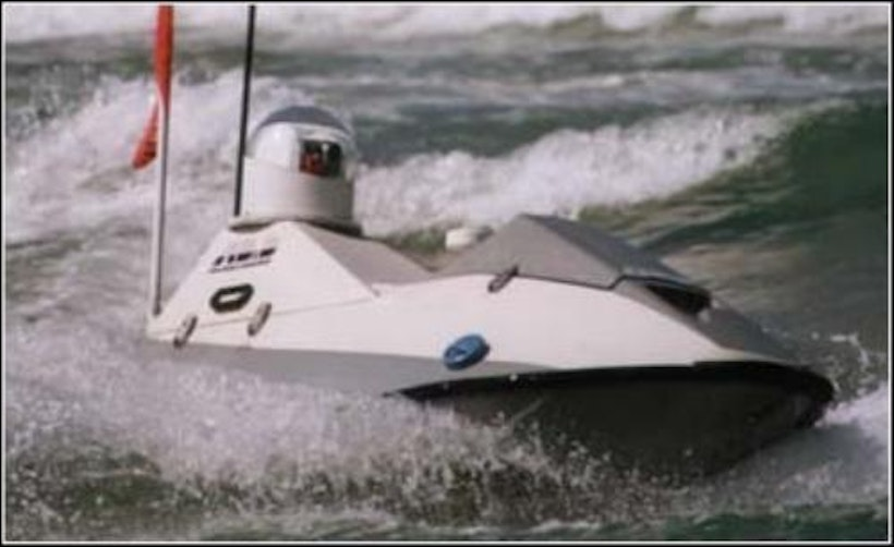 Multiple Harvesting For Unmanned Military Boats Off Grid