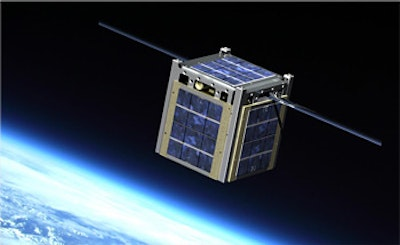 Solar sails to power CubeSats for space exploration