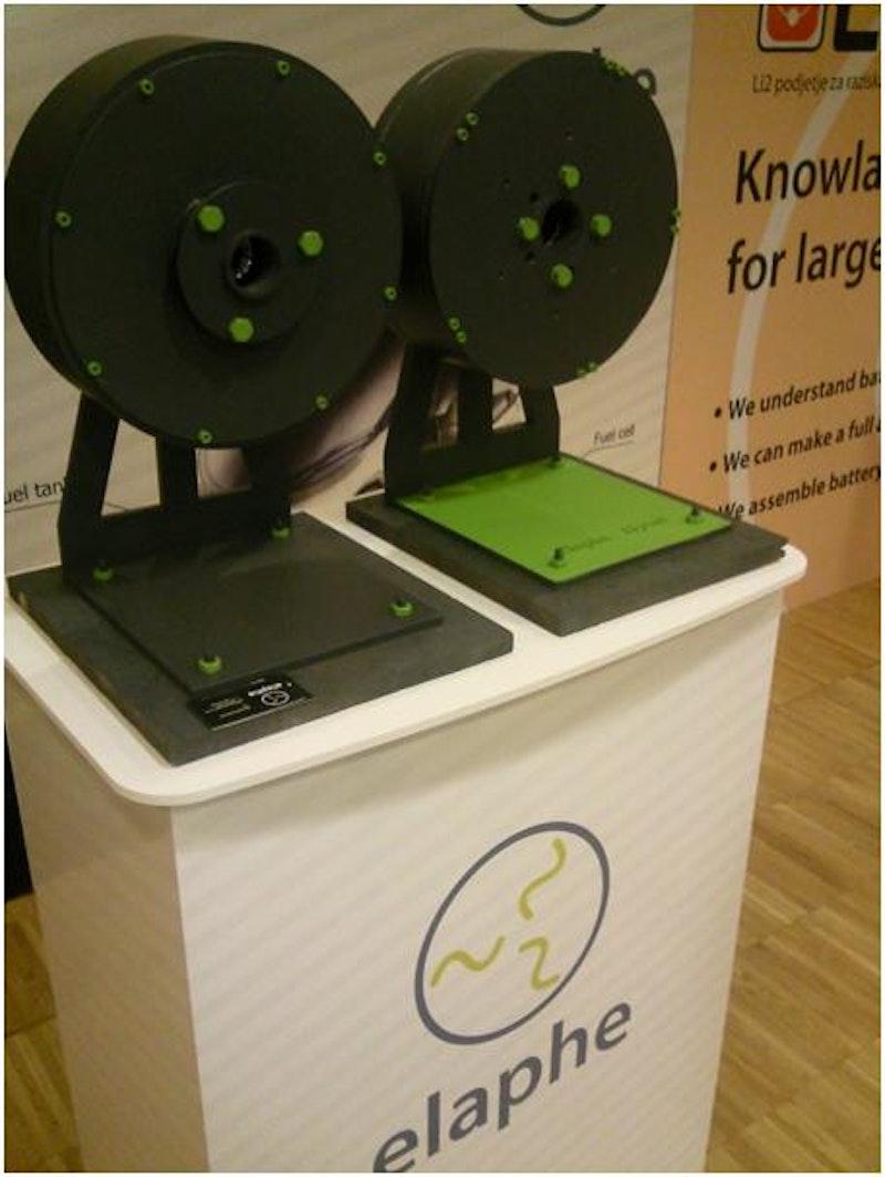 Elaphe seek partners for in-wheel motors | Electric Vehicles Research