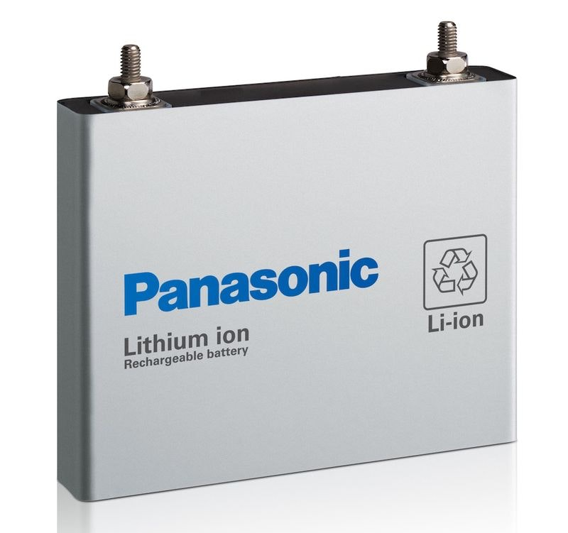 Panasonic To Supply Lithium Ion Batteries For Toyota S Eq