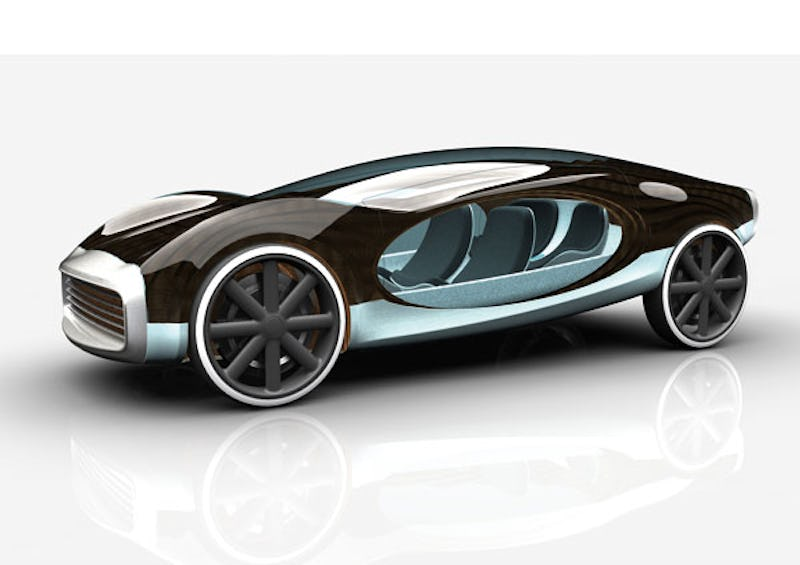 Car that uses solar and piezoelectric energy | Energy Harvesting ...