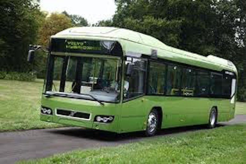 Volvo And Saic Electric Bus Joint Venture Electric