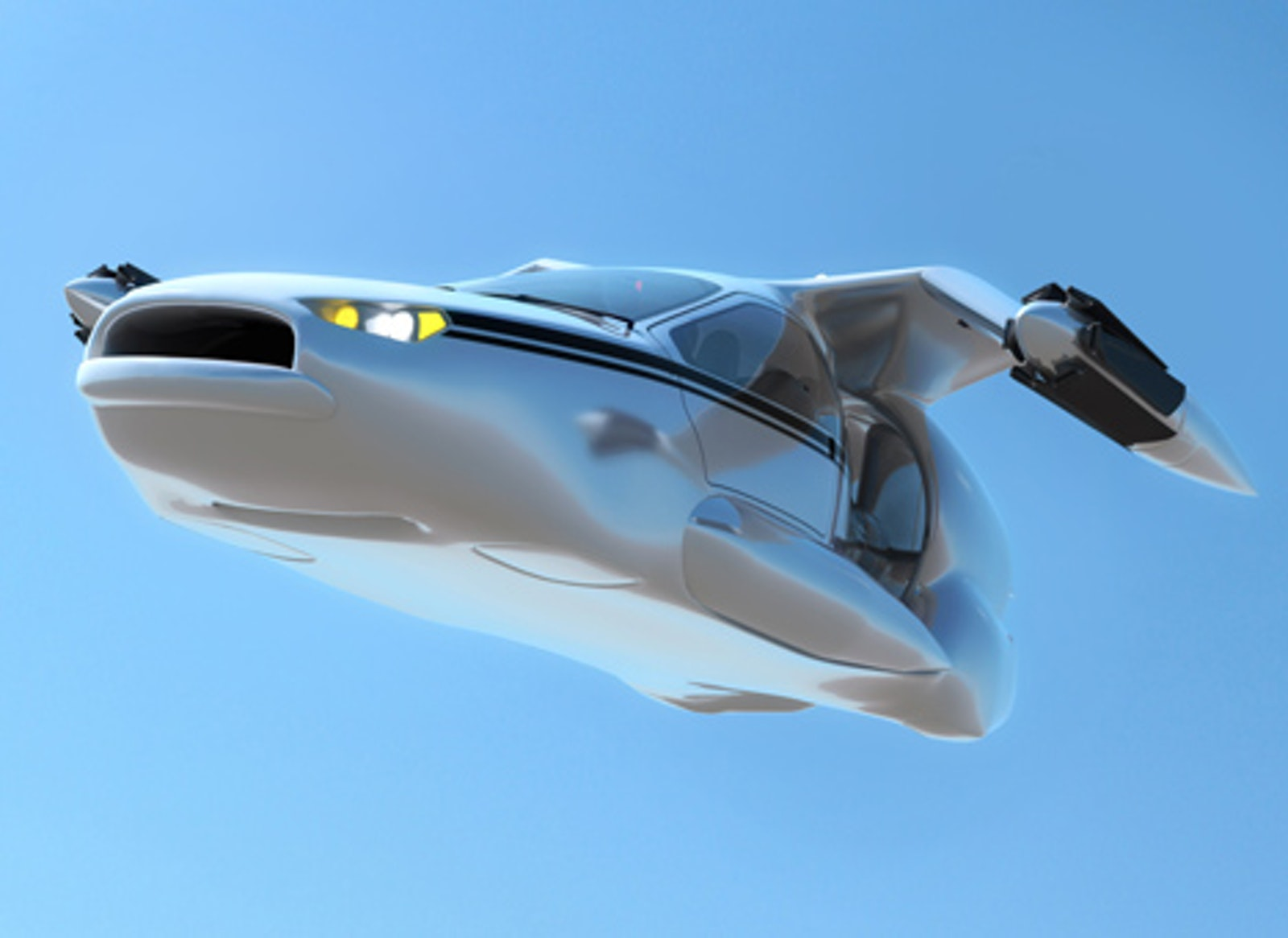 A Flying Car Capable Of Vertical Take Off And Landing Is Being Developed By Machusetts Based Company Terrafugia But Delivery The Vehicle Will