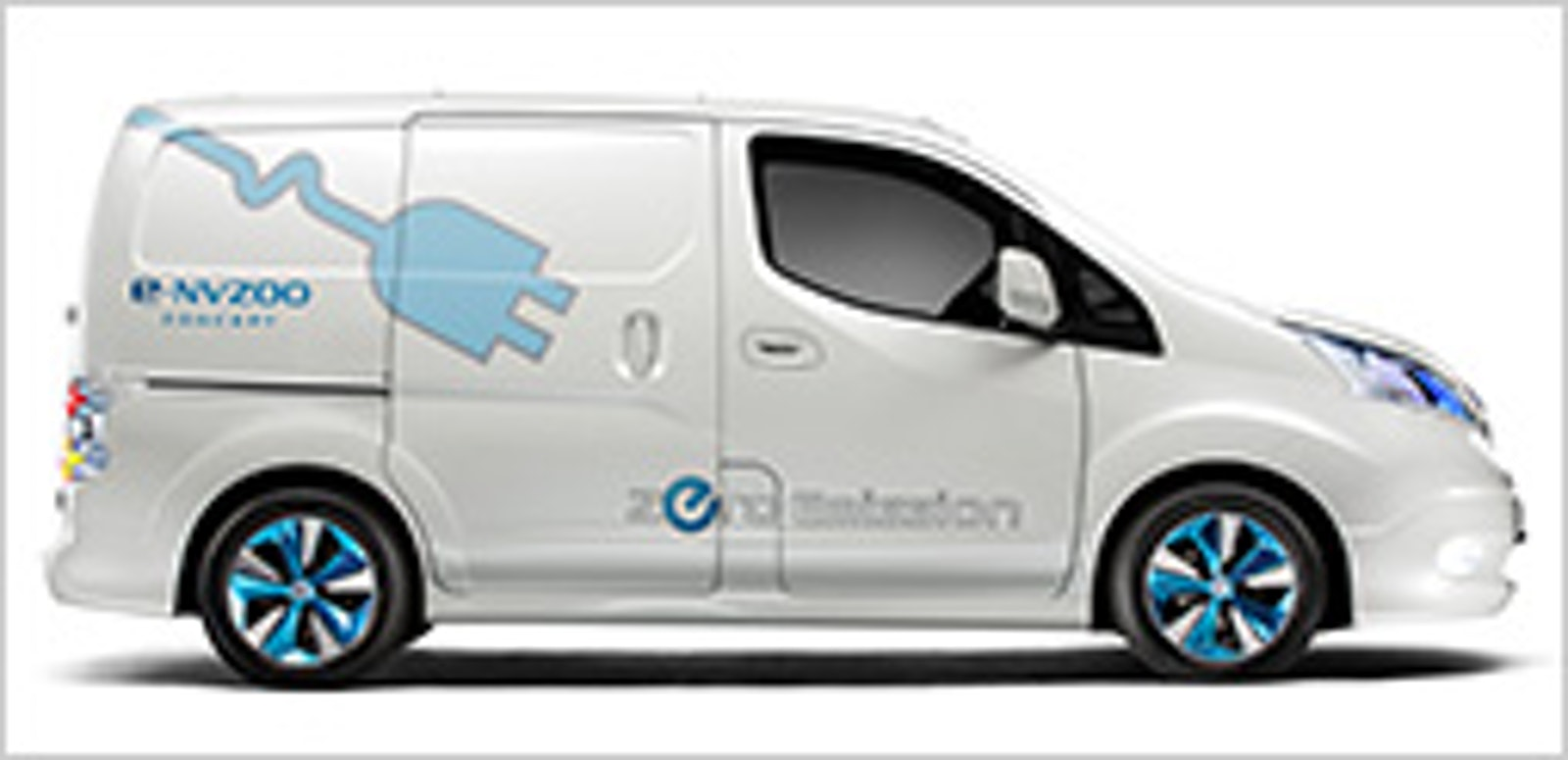Nissan Continues To Pioneer The Electric Vehicle Sector With Introduction Of E Nv200 Which Brings Unprecedented Refinement