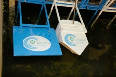 Wave power harvesting devices tested
