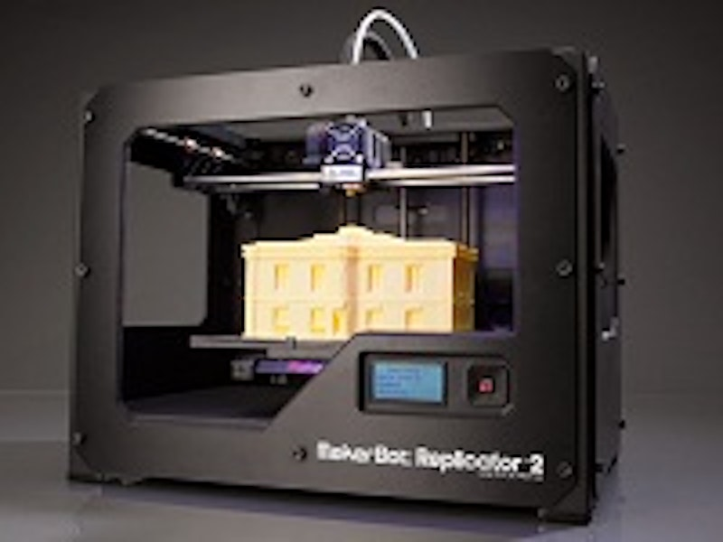 Stratasys acquires MakerBot as VCs discover key to 3D printing money