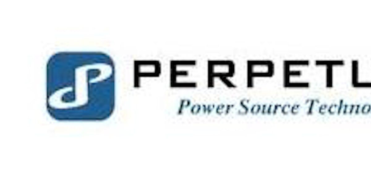 PERPETUA POWER SOURCE TECH logo