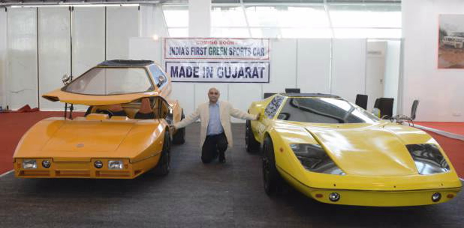 Indian supercapacitor sports car | Electric Vehicles Research