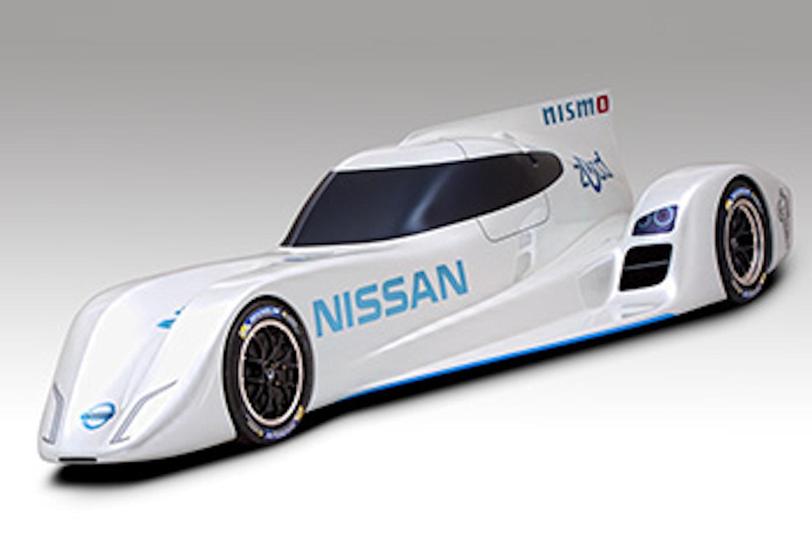 Nissan Unveils Le Mans Prototype Plans For Fastest Electric Racing Car